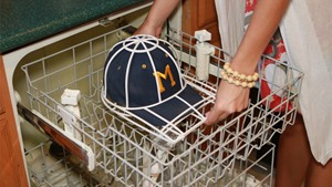 Baseball Hat Wash Cage