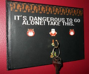 Legend of Zelda Key Hook