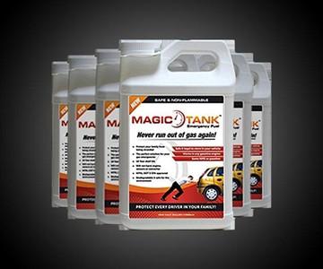 Magic Tank Emergency Fuel