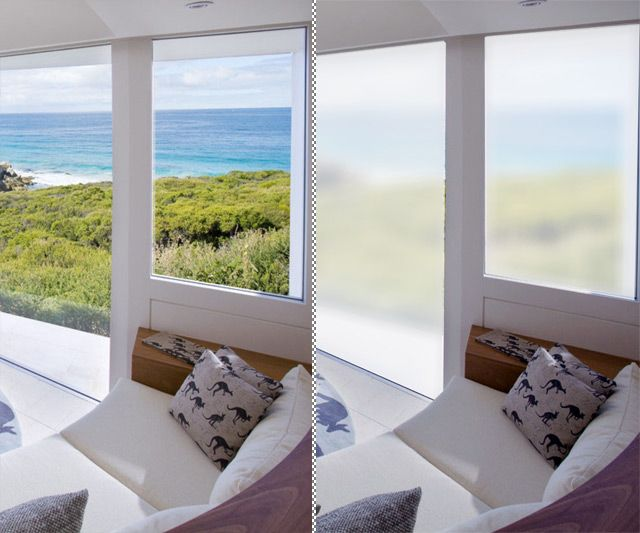 Sonte window film app controlled shades for Smart window shades