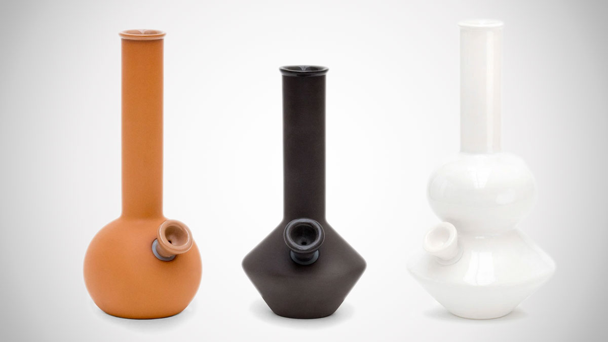 Summerland Handmade Ceramic Bongs