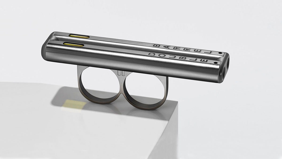 The Double Barrel Vaporizer