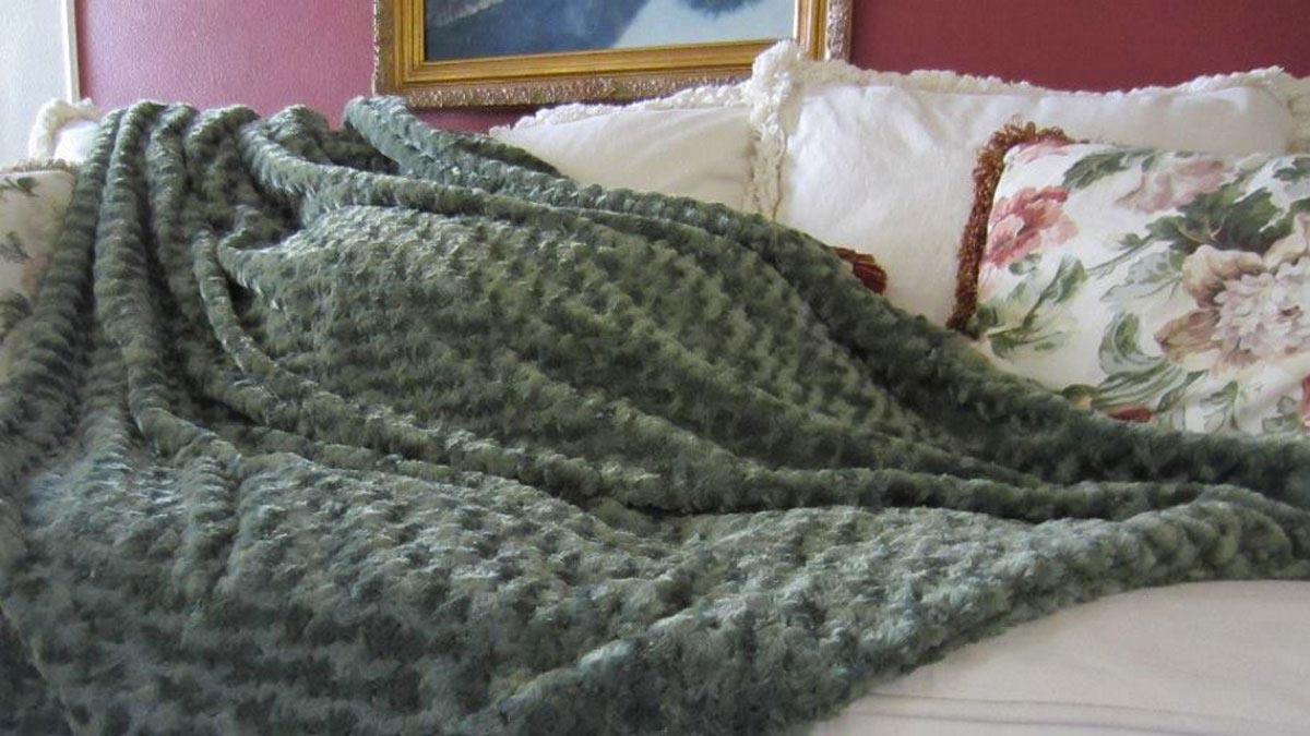The Magic Weighted Blanket