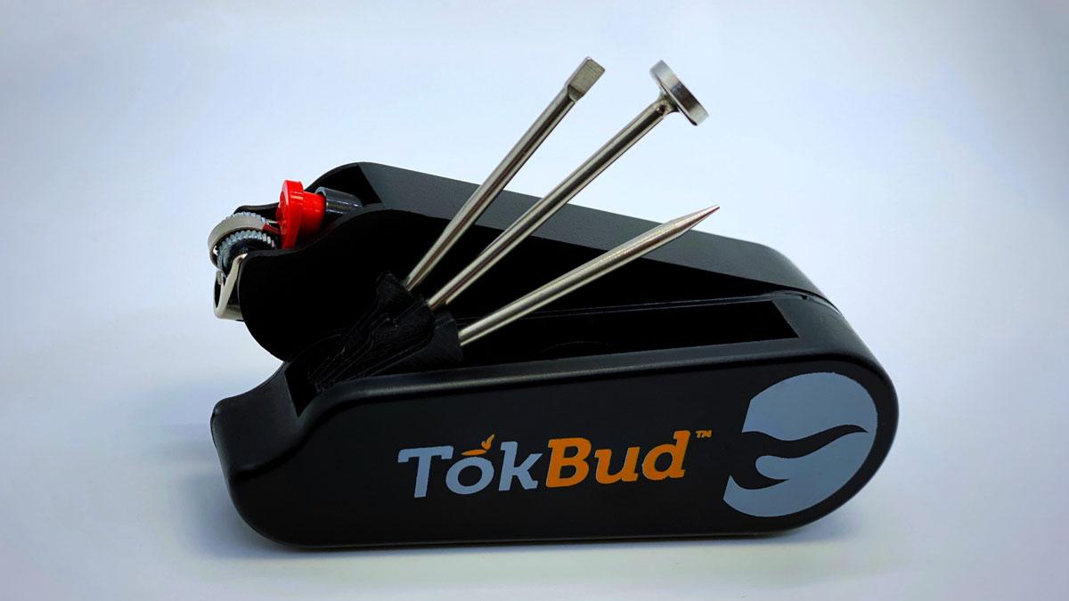 TokBud Smoker's Tool