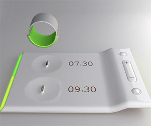 Vibrating Ring Alarm Clock