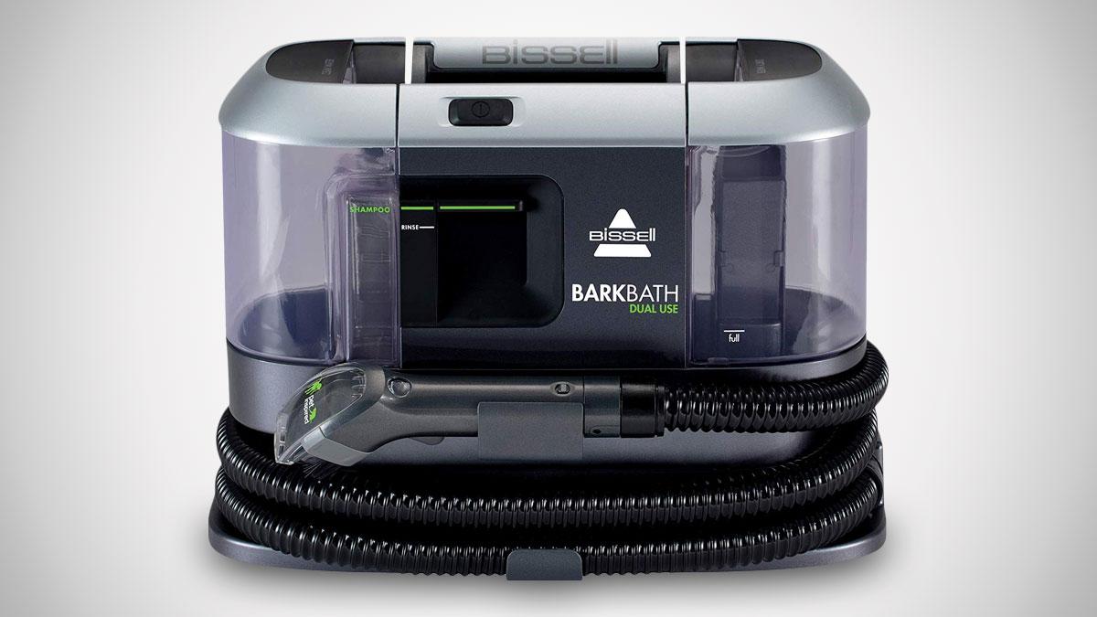 Bissell Barkbath Dual Use Dog Bath & Deep Cleaner