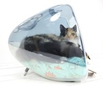 Apple iMac Pet Bed Side View