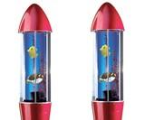 MK-84 Aqua Bomb Aquarium - Closeup