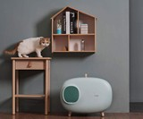 MS Modern Cat Litter Box