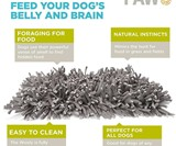 Wooly Snuffle Foraging & Feeding Mat for Dogs