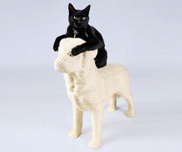 Dog Cat Scratching Post