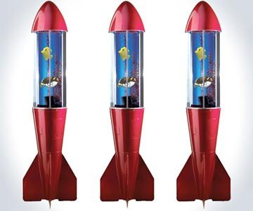 MK-84 Aqua Bomb Aquarium