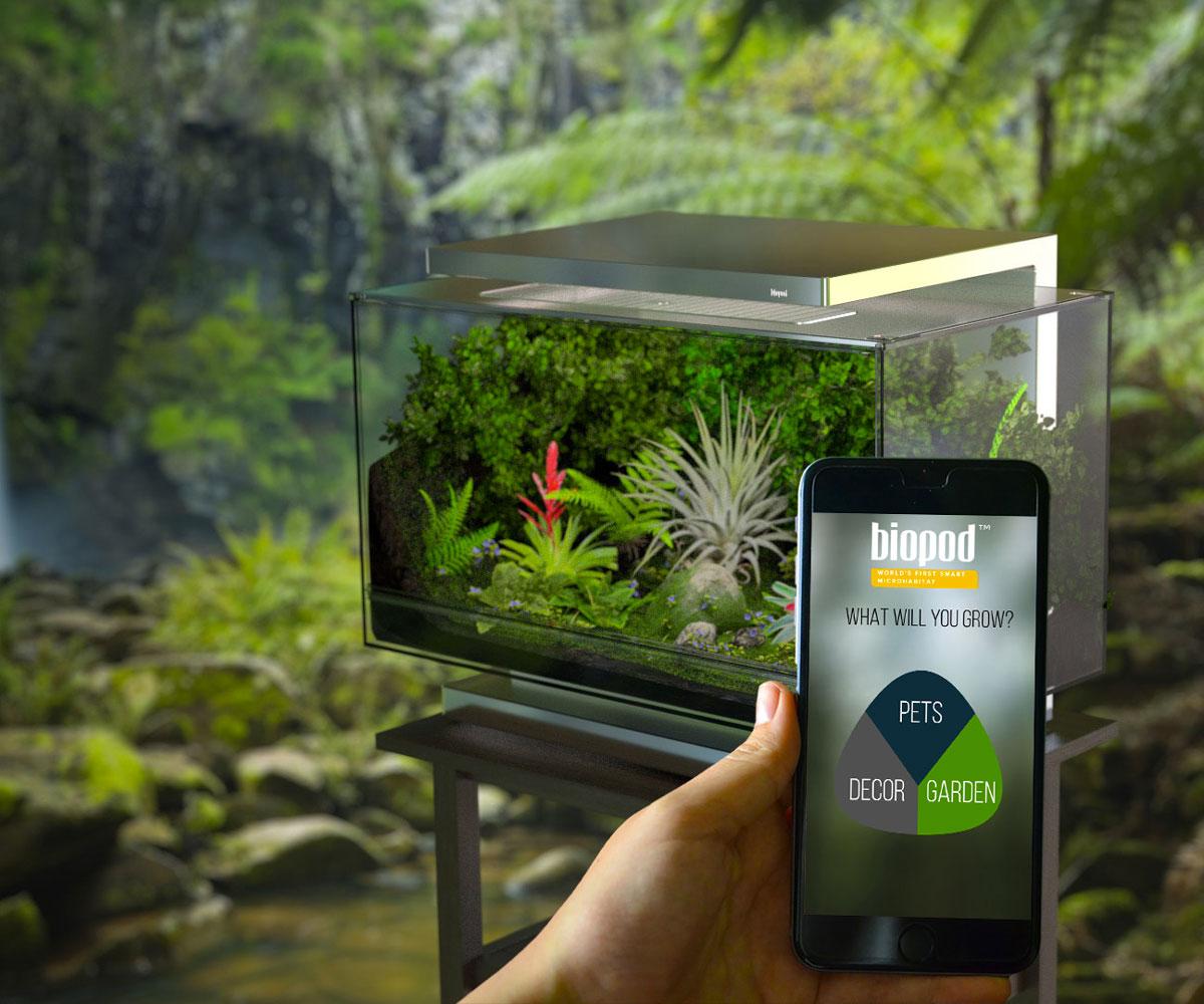 Biopod Smart Microhabitat ...