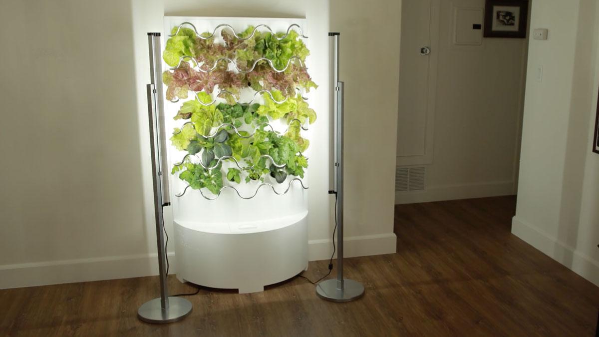 iHarvest Indoor Hydroponic Garden