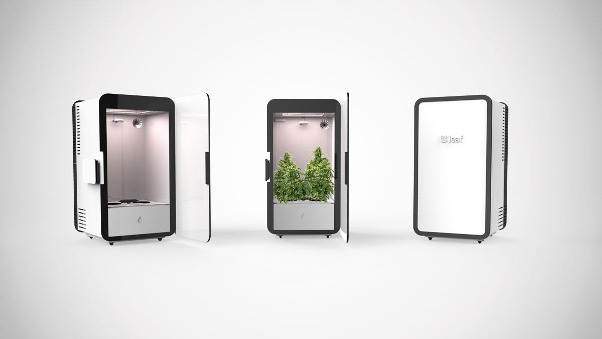 Leaf Plug N' Plant Cannabis Grow System