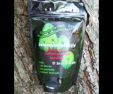 Glow-in-the-Dark Mushroom Bag