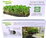 Grow 'n' Serve Microgreen Kits