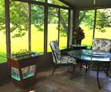 Living Furniture - Aquaponic End Table