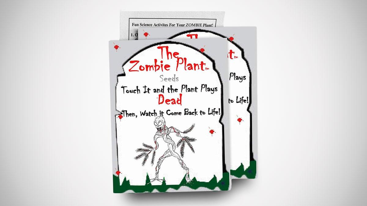 Zombie Plant Seeds
