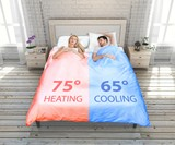 Smartduvet Breeze Heat & Cool Self-Making Bed