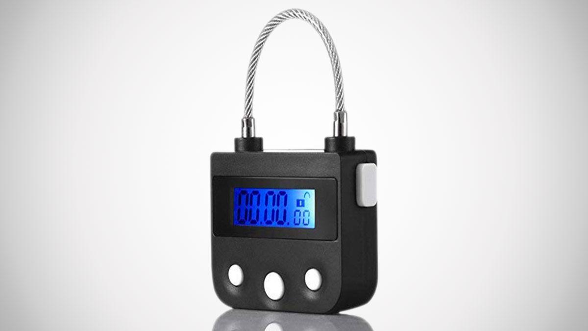 99-Hour Timer Lock