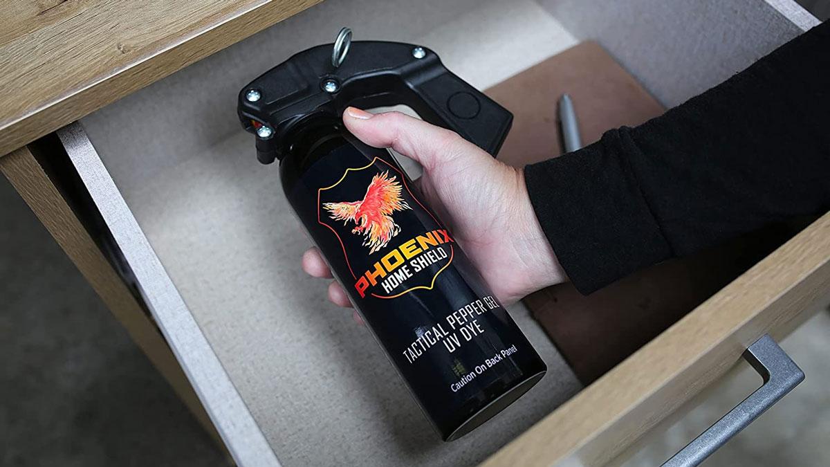 Phoenix Home Shield - Pepper Gel with UV Dye