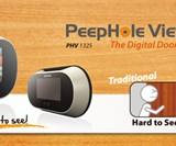 LCD Panel Peephole