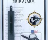 Alarm Signaling Device - Intruder Trip Line Booby Trap