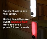 Earthquake Alarm & Safety Device