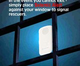 Earthquake Alarm & Safety Device