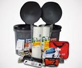 Shelter-in-Place Earthquake Essentials Kit