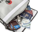 Spartan Shield Fire Resistant Bag for Valuables