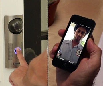 DoorBot Smartphone Video Doorbell