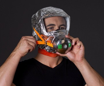 Firemask Emergency Escape Hood