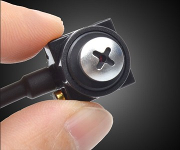 Mini CCTV Screw Camera