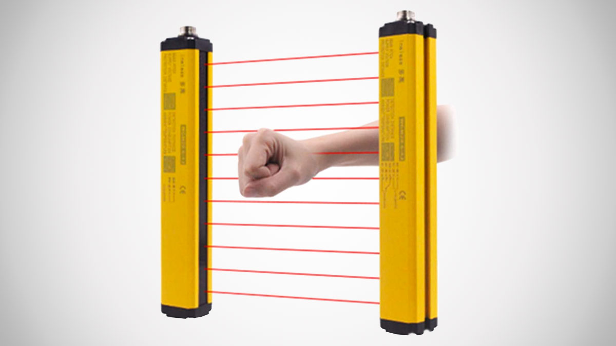 Safety Light Curtains - Security Sensors & Alarm