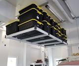 Auxx-lift Motorized Garage Storage System