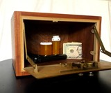 Handmade Vintage Post Office Door Safes