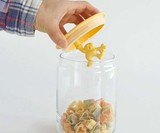 Hang on for Dear Life Storage Jars