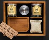 Mr. Potbeard Bamboo Stash Box Kit