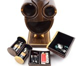 Steampunk Cyborg Jewelry Boxes & EDC Organizers