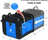Trunk Crate Pro Collapsible Trunk Organizer