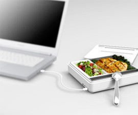 Papilla - USB Heated Lunchbox