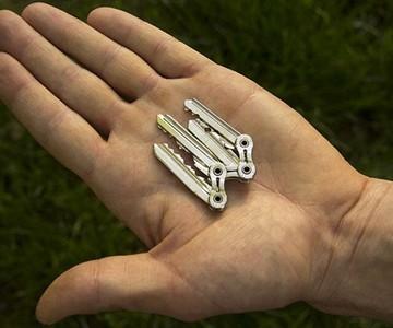 TIK Ultra-Thin Keychain
