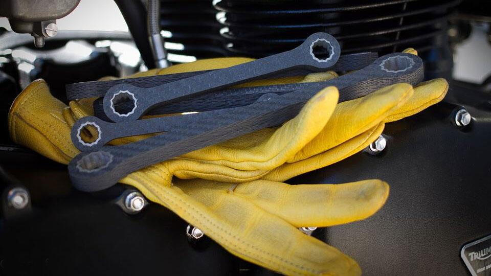 CarbonLite Carbon Fiber Wrenches