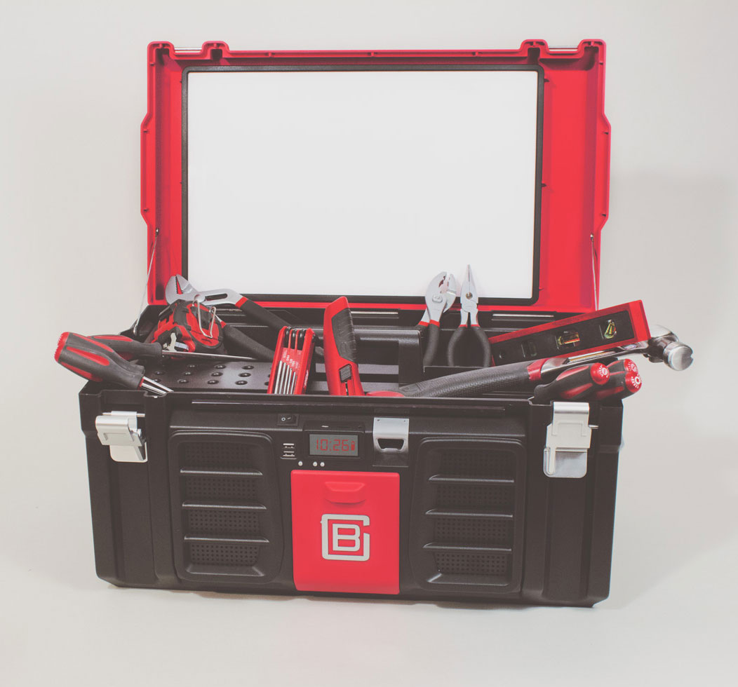 Coolbox toolbox - Household tools ...