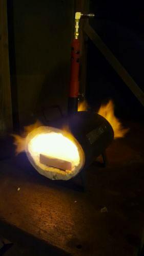 hell u0026 39 s forge portable knife  u0026 tool making forge