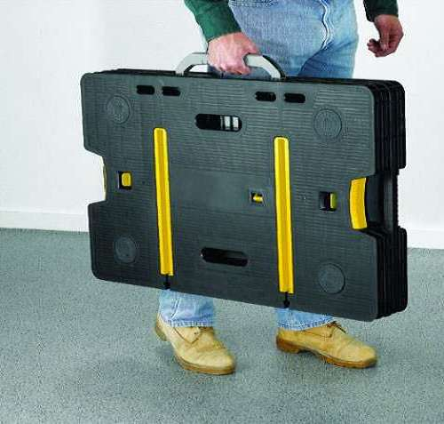 Keter Adjustable Folding Work Station Dudeiwantthat Com