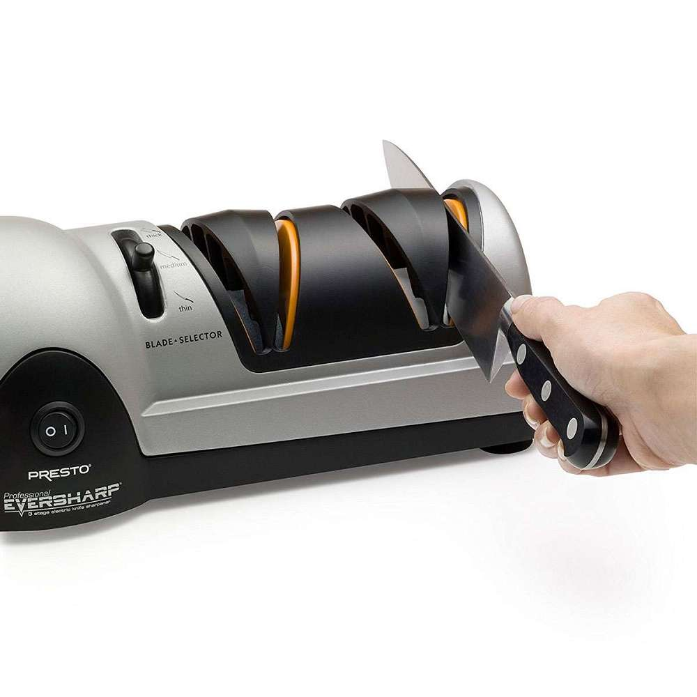What Knife Sharpener Does America S Test Kitchen Recomme