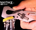 PIRANHA Multi-Purpose Pocket Tool